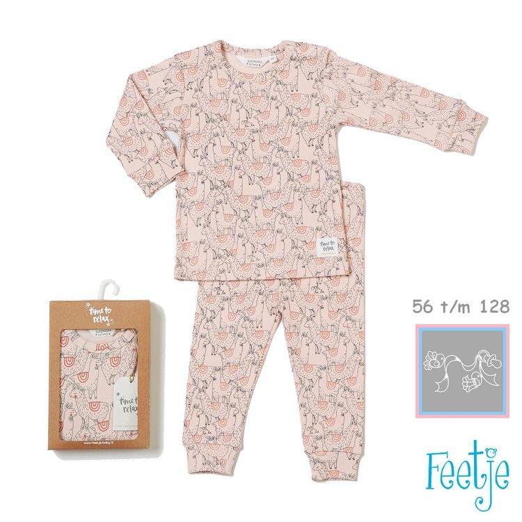 Feetje Pyjama Lama Laura
