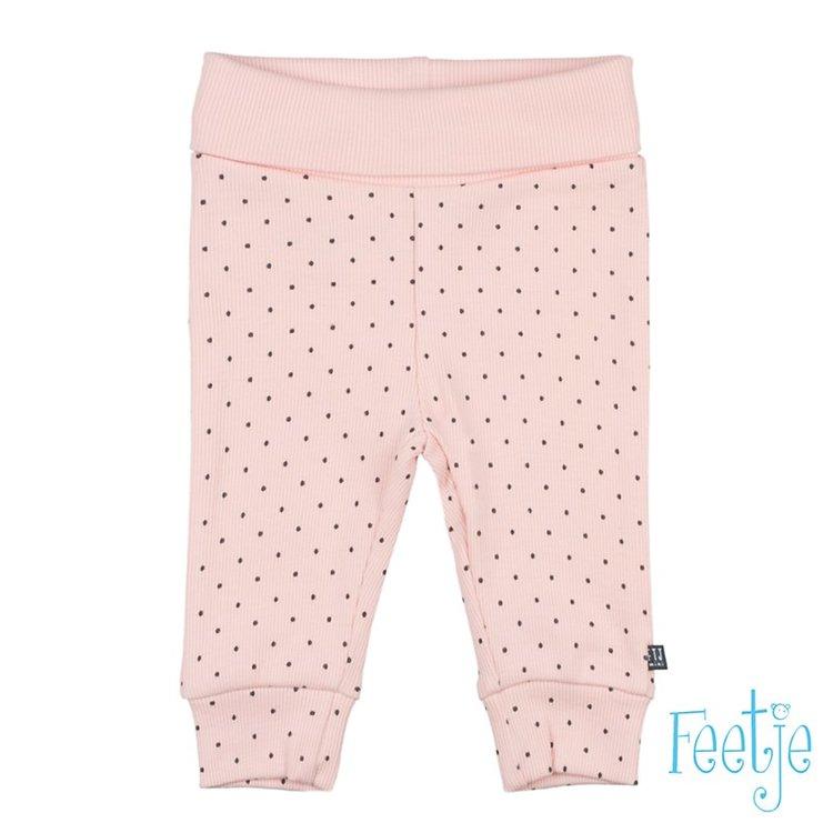 Feetje Dots Broek AOP roze 522.01450