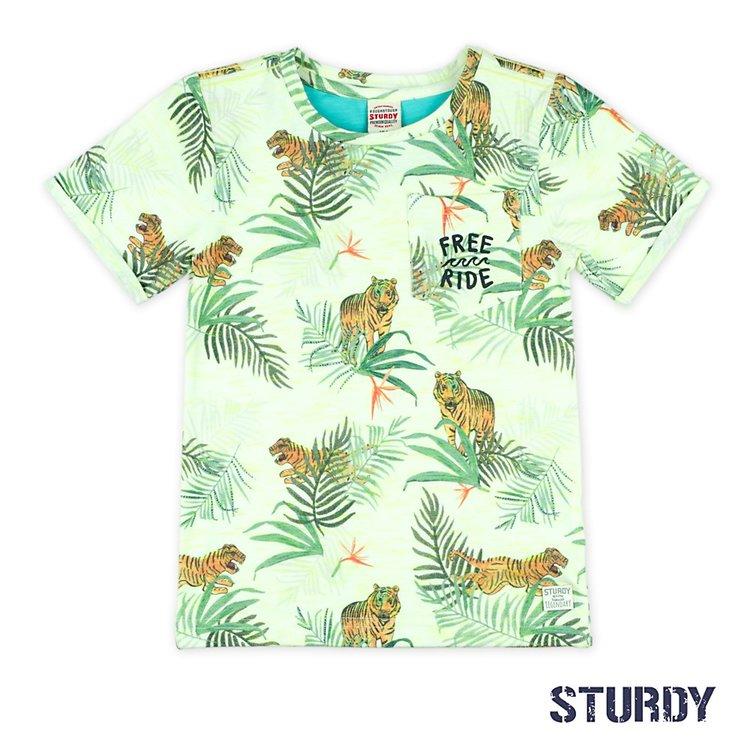 Sturdy T-shirt AOP - Wild Wanderer 717.00294