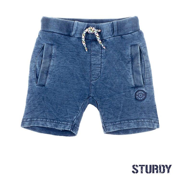 Sturdy short denim look - Wild Wanderer 721.00082