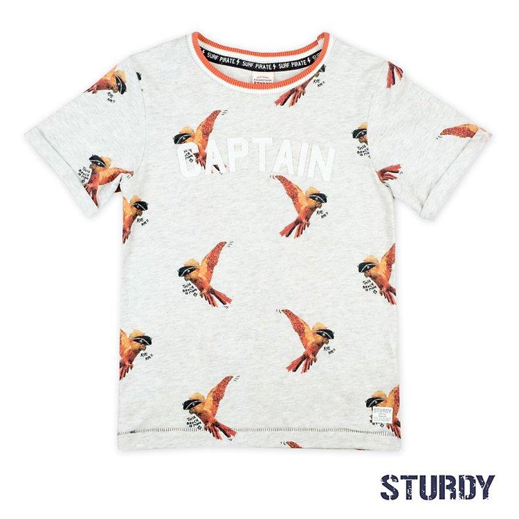 Sturdy T-shirt AOP Captain - Treasure Hunter 717.00261