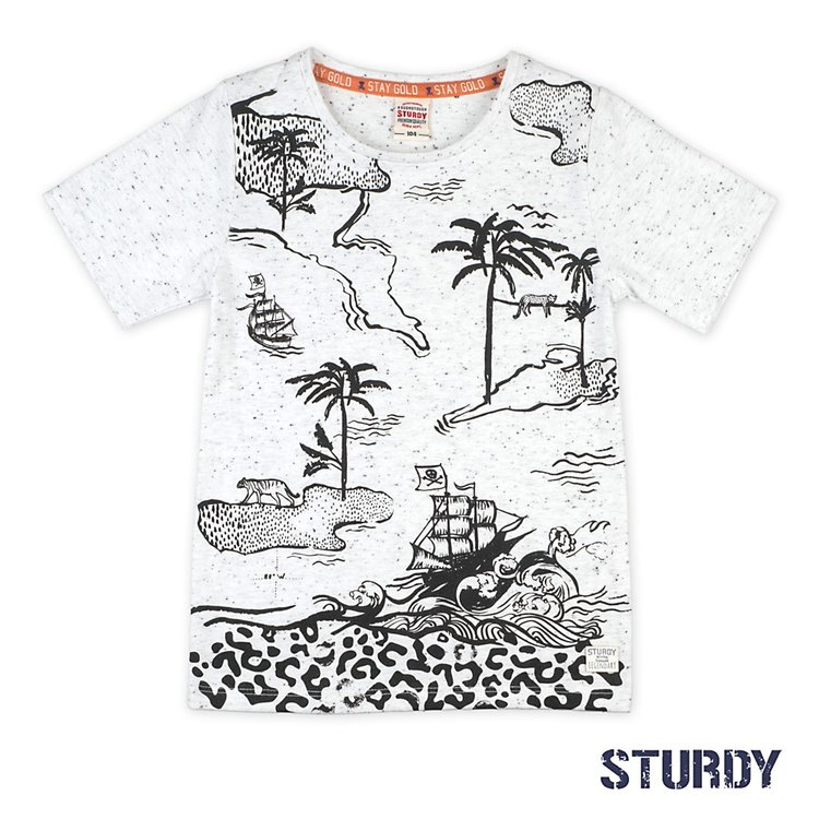 Sturdy T-shirt Islands -Treasure Hunter