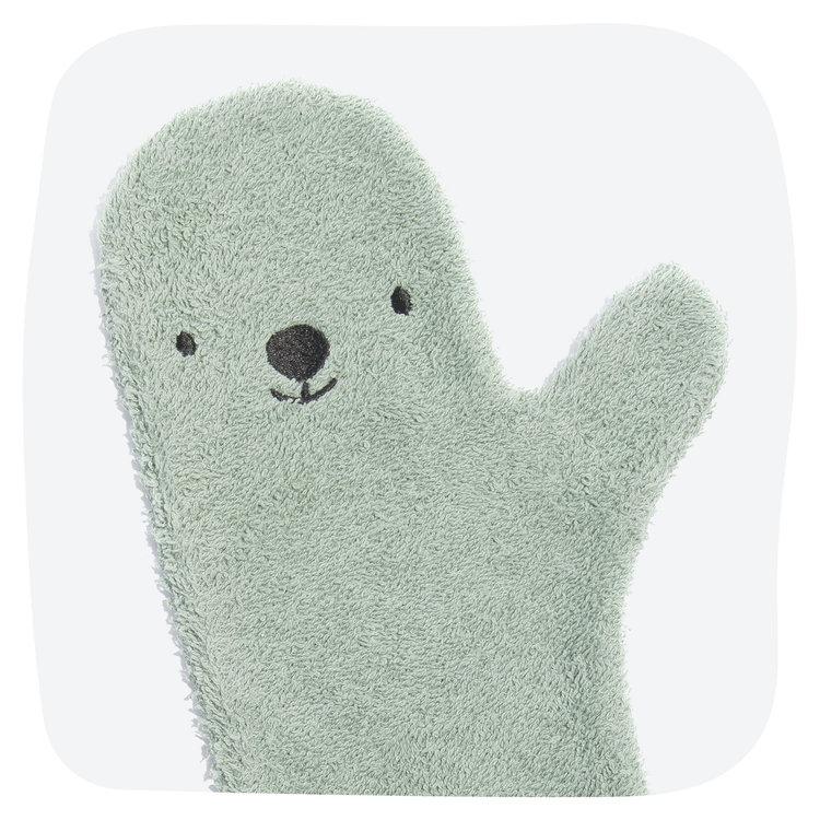 Baby shower Glove Groene IJsbeer