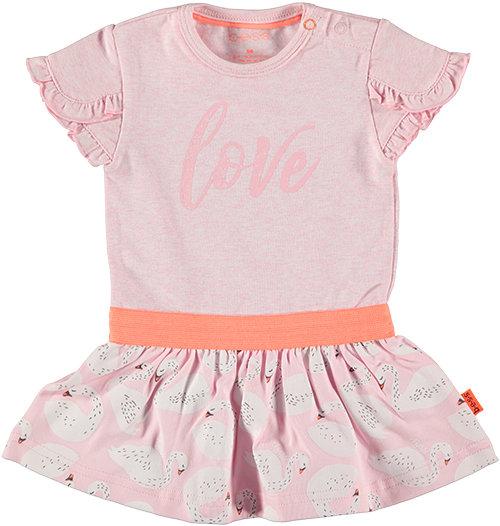 BESS Dress Shortsleeve Love 20022-007