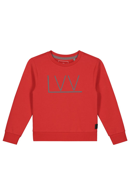 LEVV Sweater -GIANO S201 RED