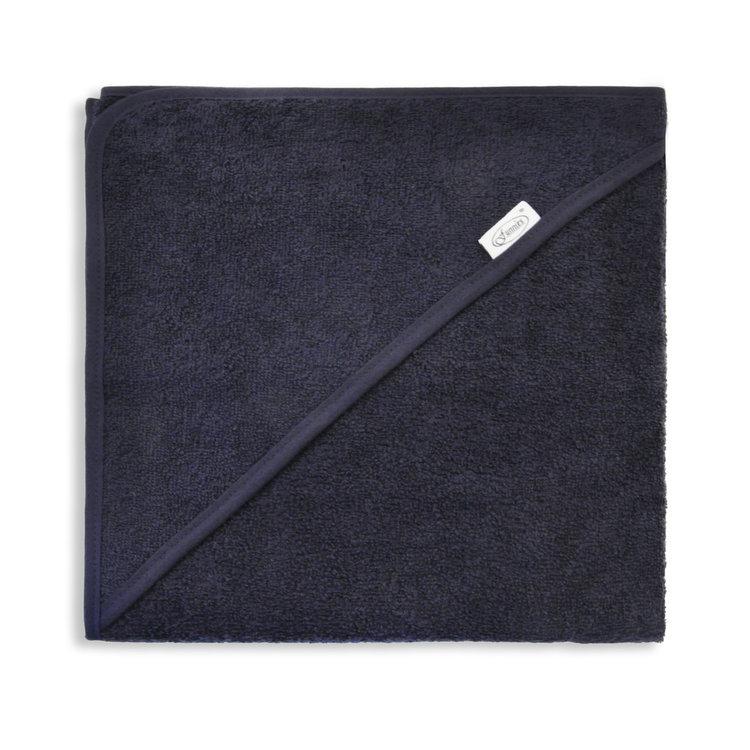Badcape Navy Blue 100x100 cm