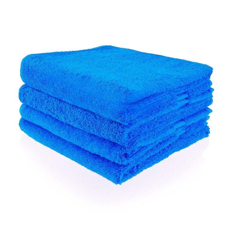 handdoek 03 kobalt blauw 70x140 cm
