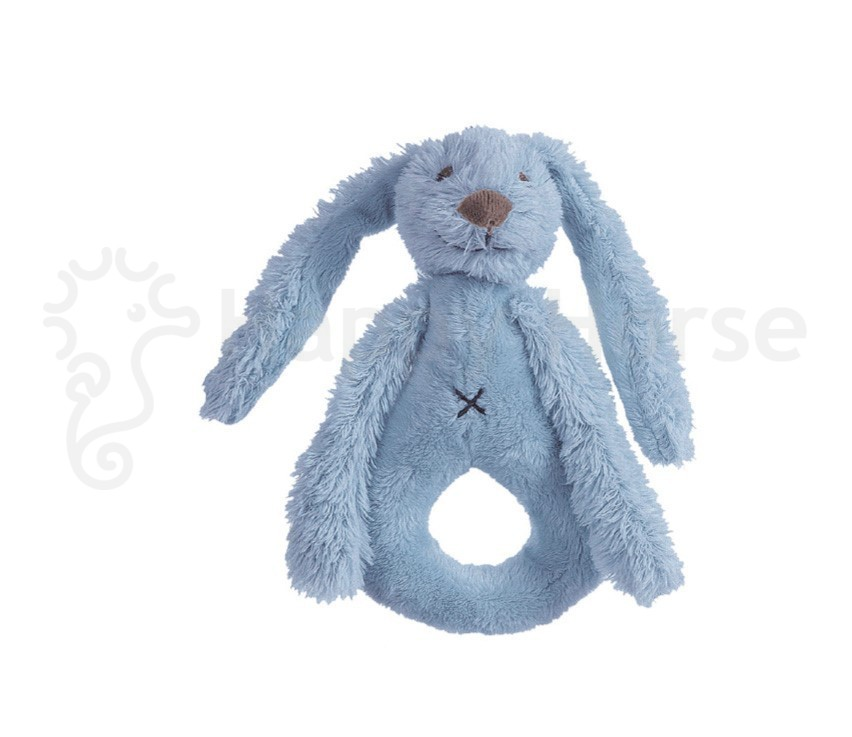 Happy Horse Deep Blue Rabbit Richie Rattle
