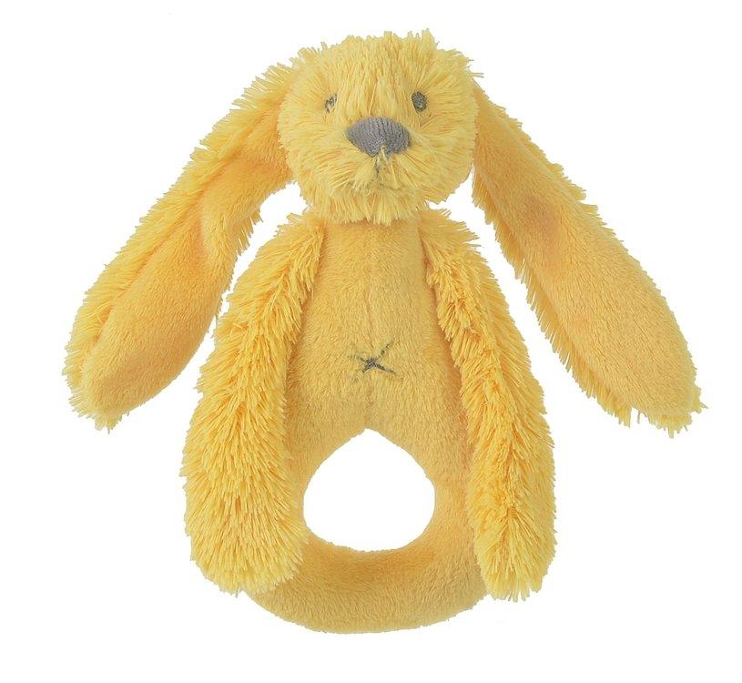 Happy Horse Yellow Rabbit Richie Rattle
