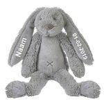 Happy Horse Grey Tiny Rabbit Richie met Naam