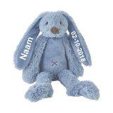 Happy Horse Deep Blue Rabbit Richie met Naam