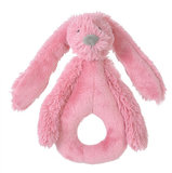 Happy Horse Deep Pink Rabbit Richie Rattle