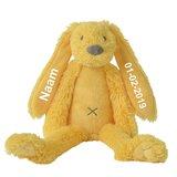 Happy Horse Yellow Tiny Rabbit Richie met Naam