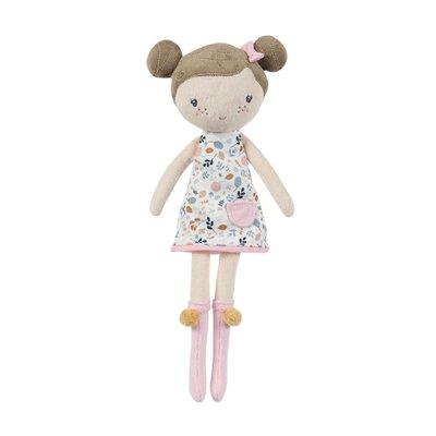 Little Dutch Knuffelpop Rosa 35cm