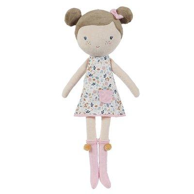 Little Dutch Knuffelpop Rosa 50cm