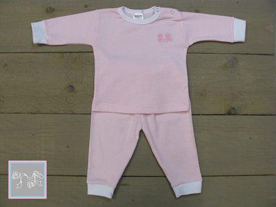 Beeren Baby Pyjama roze