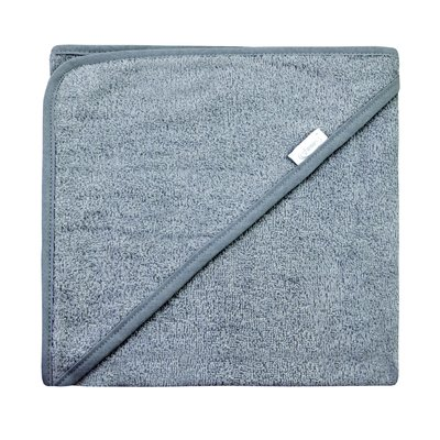 Badcape Grey-blue 80x80 cm