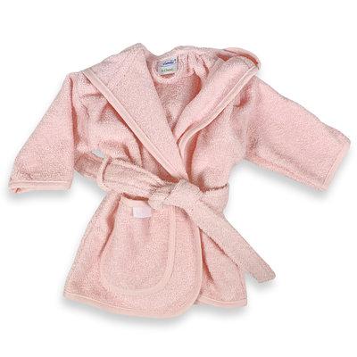 Badjas blush 1-2 jaar