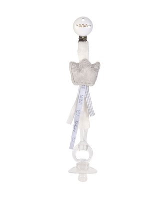 BamBam pacifier clip crown