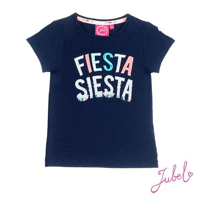 Jubel T-shirt Fiesta Siesta - Botanic Blush 917.00262