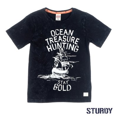 Sturdy T-shirt Ocean - Treasure Hunter 717.00260