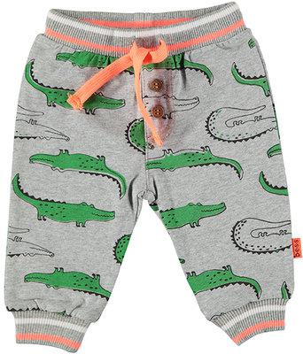 BESS Pants AOP Crocodile 20026-002