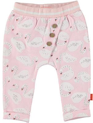 BESS Pants AOP Swan 20031-007