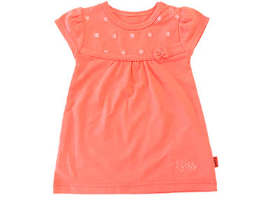 BESS Dress Shortsleeve Embroidery 20043-013