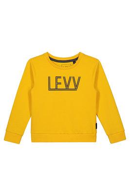 LEVV Longsleeve -GIO S202 LEMON