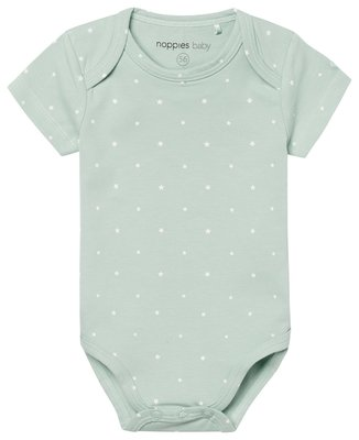 Noppies Romper Sevilla Grey Mint