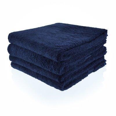 handdoek 04 marine blauw 50x100 cm