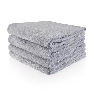 handdoek 07 grijs 50x100 cm