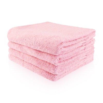 handdoek 15 roze 50x100 cm