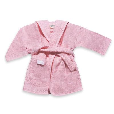 Badjas roze 0-12 mnd