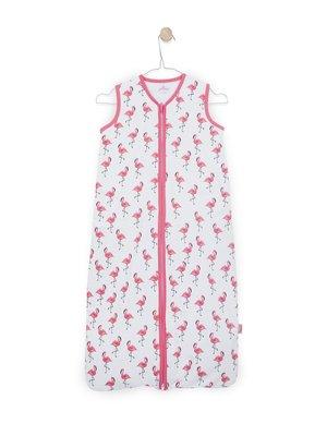 Slaapzak zomer jersey Flamingo Jollein