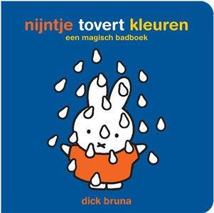 badboekje - nijntje tovert kleuren - in Kinderboeken
