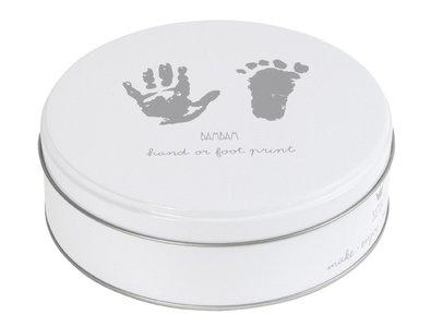 BamBam Hand Foot print Grey
