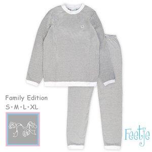 Feetje Pyjama wafel Marine Family Edition