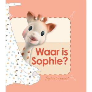 Sophie de giraf baby kartonboekje: Waar is Sophie? - in Kinderboeken