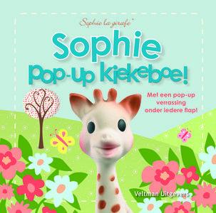 Sophie de giraf pop-up boekje: Kiekeboe! - in Kinderboeken