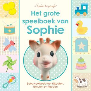 Sophie de giraf voelboek: Het grote speelboek van Sophie - in Kinderboeken