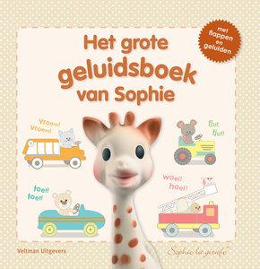 Sophie de giraf Het grote geluidsboek van Sophie - in Kinderboeken