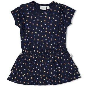 Feetje jurk AOP - Sweet Gelato 514.00365