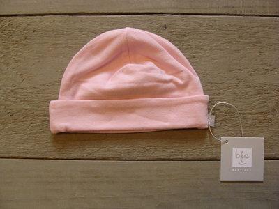 Mutsje roze maat 62-68 - in Accessoires
