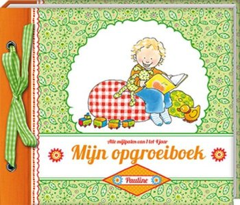 Mijn opgroeiboek - in Dagboeken