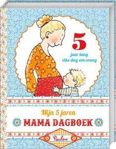 Mijn 5 jaren Mama dagboek - in Dagboeken