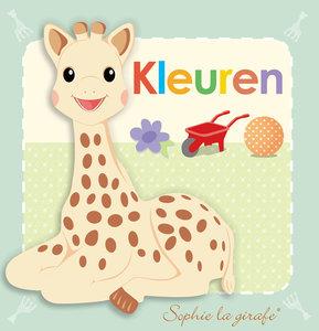 Sophie de giraf baby kartonboekje: kleuren - in Kinderboeken
