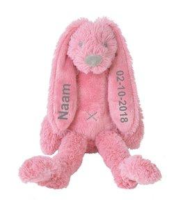 Happy Horse Deep Pink Tiny Rabbit Richie met Naam