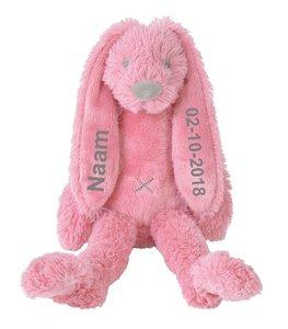 Happy Horse Deep Pink Rabbit Richie met Naam