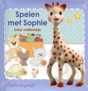 Sophie de giraf voelboekje: Spelen met Sophie - in Kinderboeken
